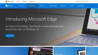 Photo de Windows 10 : gérer ses favoris avec Microsoft Edge