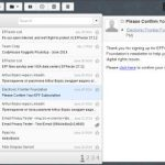 5 alternatives open source à Gmail