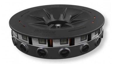 Photo of 15 000 dollars pour la plateforme vidéo 3D à 360° GoPro Odyssey