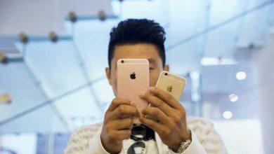 Photo de Un weekend qui a été synonyme de ruée sur le nouvel iPhone 6S