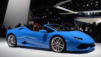 Photo of Huracan : Lamborghini propose enfin un successeur à la Gallardo Spyder