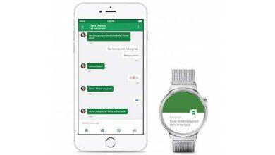 Photo de Les montres Android Wear fonctionnent désormais avec les iPhone