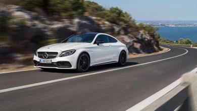Classe C Coupé : Mercedes compte bousculer la BMW Série 4 Coupé
