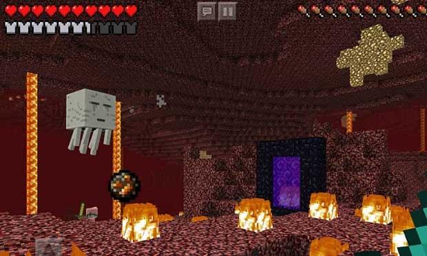 Minecraft Pocket Edition 0.12 : la version mobile se rapproche des versions desktop et console