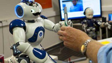 Photo de Nao : de la mémoire autobiographique pour que le robot assiste des astronautes