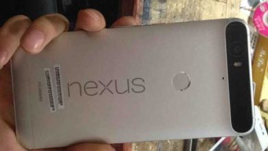Photo de Une photo officielle du nouveau Nexus 6P fuit sur le web