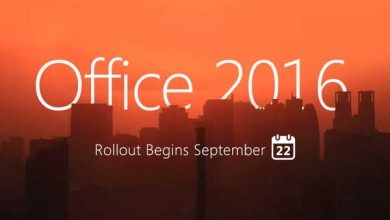 Microsoft : Office 2016 sortira le 22 septembre