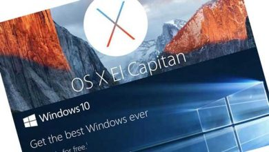 OS X 10.11 El Capitan vs Windows 10 : la comparaison