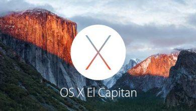 C'est ce mercredi qu'OS X El Capitan va succéder à Yosemite
