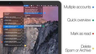 OS X : une nouvelle version de Mia for Gmail