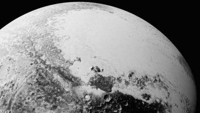 Photo de Pluton : les mystérieuses dunes qui étonnent la NASA