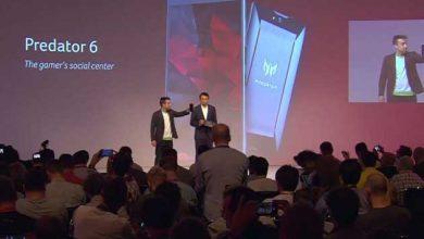 Predator 6 : Acer dévoile un smartphone surpuissant à l'intention des joueurs