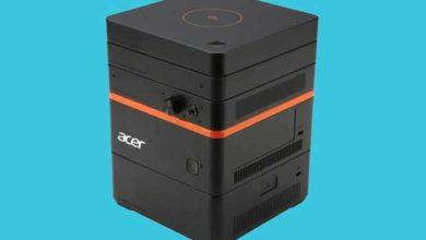 Revo Build : vidéo de présentation du mini PC modulaire d'Acer