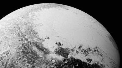 Photo de Pluton : une diversité des reliefs qui étonne les scientifiques