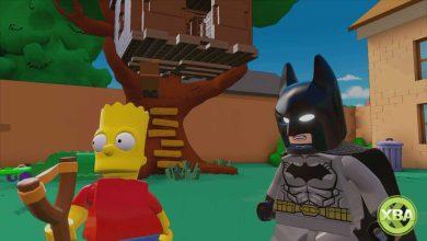Photo of La famille Simpson dans LEGO Dimensions !