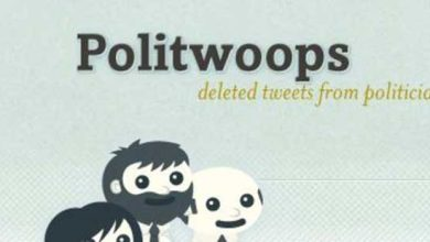 Photo de Twitter bloque l'accès au site Politwoops