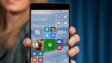 Photo of Windows 10 Mobile : de la stabilité et de la réactivité pour la build 10536