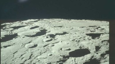 Photo de NASA : 8 400 photos des missions Apollo en haute définition