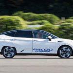 Honda FCV side action xlarge