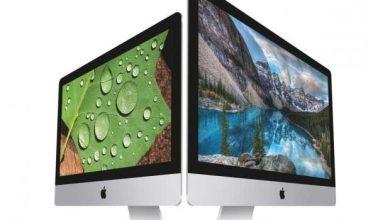 Apple : plus que le nouveau iMac 21,5 pouces 4K, c'est toute la gamme qui est mise à jour