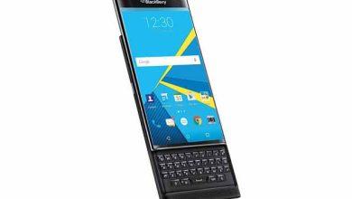 Photo de BlackBerry lance le Priv et ouvre les précommandes dans la foulée