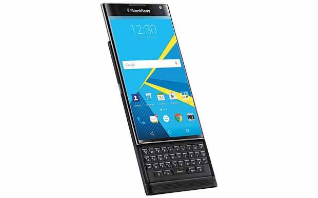 BlackBerry lance le Priv et ouvre les précommandes dans la foulée