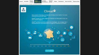 Photo of Climat HD : Météo France lance une appli sur les changements climatiques