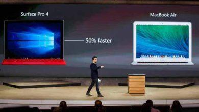 Des tablettes géantes « pro » comme bourreau des PC ?