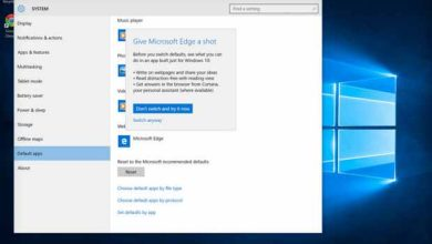 Photo de Windows 10 : Microsoft veut encore plus bloquer Chrome et Firefox