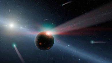 Photo de Est-ce qu'un vaisseau extraterrestre géant cache une étoile ?