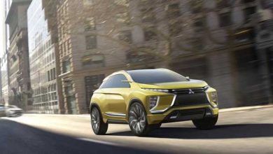 Photo de eX : Mitsubishi va présenter son SUV 100% électrique