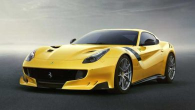Photo de F12 TDF : Ferrari rend honneur au Tour de France Automobile