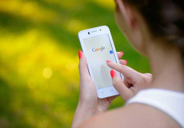 Google Search : les recherches deviennent majoritairement mobiles