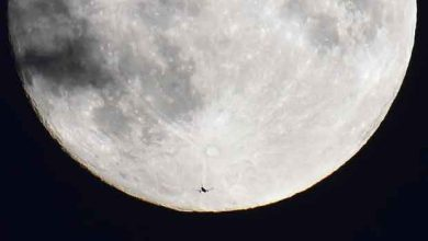 Photo de Lune : un petit pas pour l'homme, un grand pas pour… la Russie