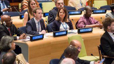 Photo of ONU : Mark Zuckerberg prône l'opportunité de construire une communauté mondiale unie