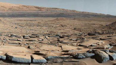 Photo de Les 3 phases de la NASA pour coloniser Mars