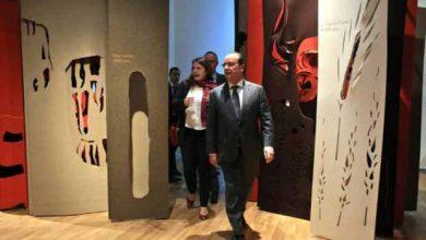 Photo de Musée de l'Homme : François Hollande parle de respect, d'unité et de diversité