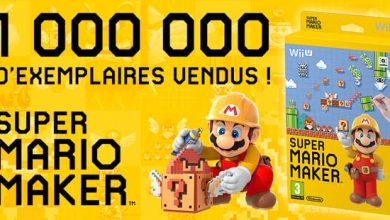 Nintendo annonce d'excellents chiffres pour « Super Mario Maker »