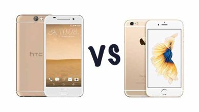 Photo de One A9 vs iPhone 6S : quelles sont les différences ?