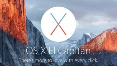 Photo of Apple lance OS X 10.11.1 El Capitan