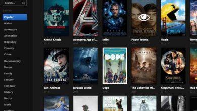 Photo de Popcorn Time sur navigateur facilite encre plus le visionnage de films piratés