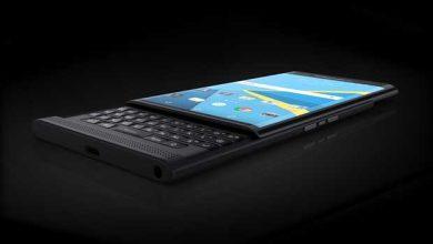Photo of Priv : premières images officielles du smartphone Android de BlackBerry
