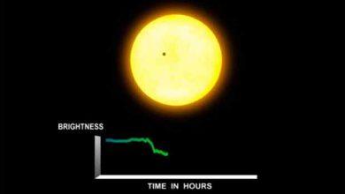Photo de Qu'est-ce qui peut bien bloquer 22% de la lumière d'une étoile ?