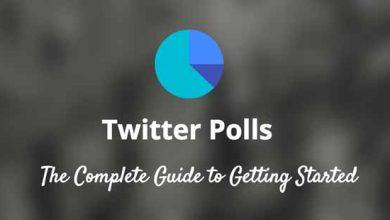 Questions : les sondages sur Twitter arrivent en France