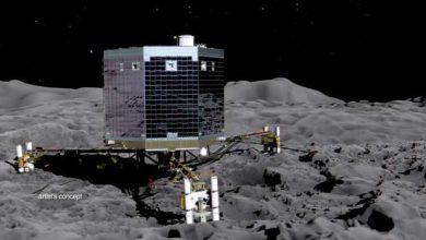 Photo de Rosetta : une sympathique vidéo d'animation qui résume toute la mission