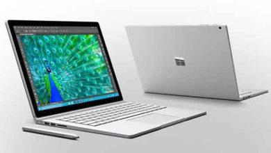 Photo de Surface Book : Microsoft compte attirer les propriétaires de MacBook