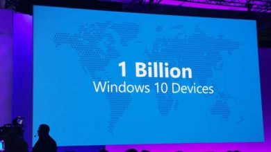 Photo de Windows 10 : plus de 100 millions de machines aujourd'hui, plus de 1 milliard en 2018