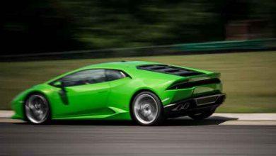 Photo de Présentation d'une Lamborghini Huracan à propulsion ?