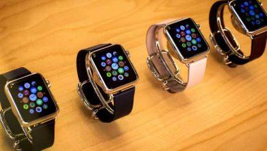 Photo de L'Apple Watch ne sert pas seulement à donner l'heure