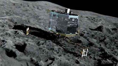 Photo de Bientôt une année à la surface de Tchouri pour Philae